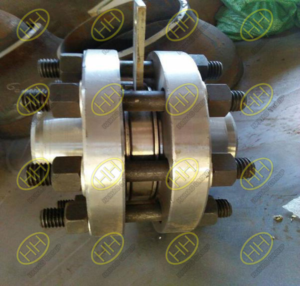 What's orifice flange and the type of orifice flange?
